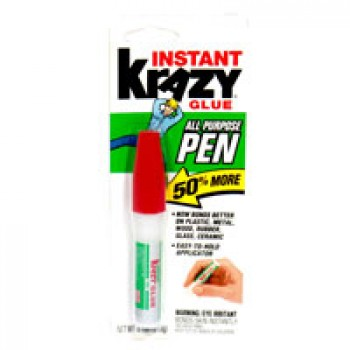 Krazy Glue All-Purpose Instant Pen