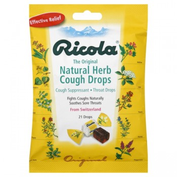 Ricola Cough Drops Original Natural Herb