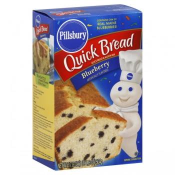 Pillsbury Quick Bread & Muffin Mix Blueberry