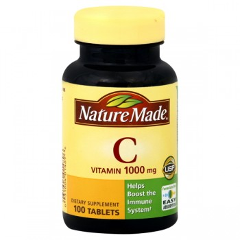 Nature Made Vitamin C 1000 mg Tablets