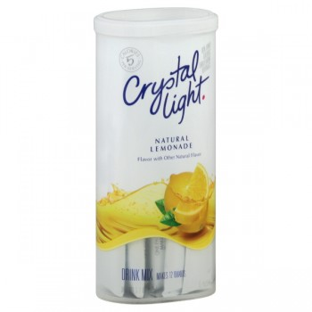 Crystal Light Lemonade Drink Mix - Makes 12 Quarts