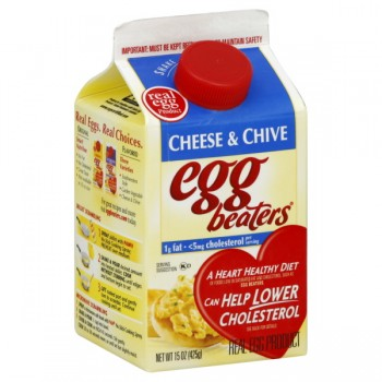 Egg Beaters Egg Product Cheese & Chive Fat Free
