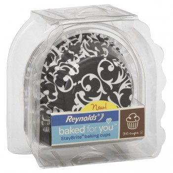 Reynolds Baked For You StayBrite Baking Cups Sophisticated 2.5 Inch