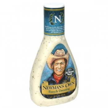 Newman's Own Salad Dressing Ranch
