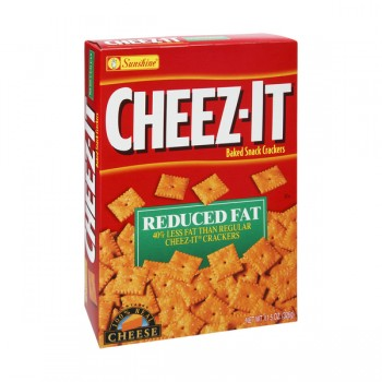 Sunshine Cheez-It Crackers Reduced Fat