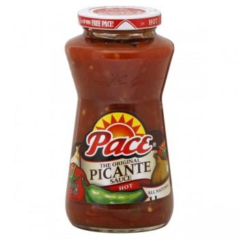 Pace Picante Sauce Original Hot