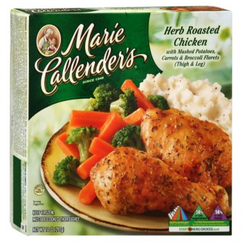 Marie Callender's Chicken Herb Roasted with Potatoes & Vegetable