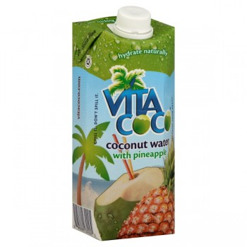 Vita Coco Coconut Water with Pineapple All Natural
