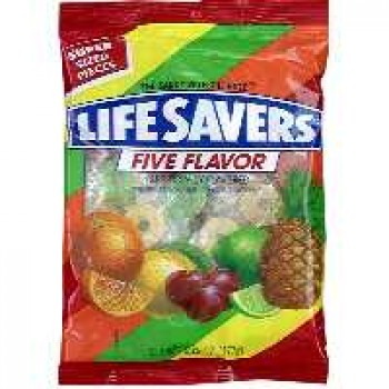 Lifesavers Five Flavors Large Size