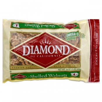Diamond Walnuts Shelled