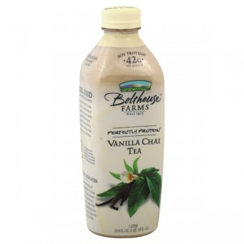 Bolthouse Farms Perfectly Protein Vanilla Chai Tea All Natural