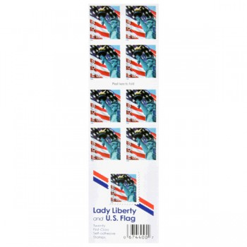 USPS Postage Stamps First Class Self Adhesive $0.47