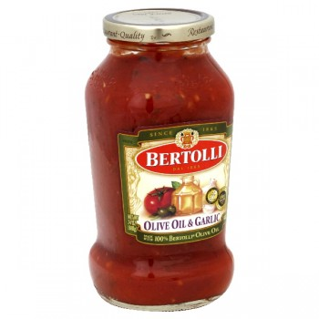Bertolli Pasta Sauce Olive Oil & Garlic