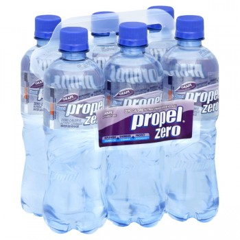 Propel Zero Grape Nutrient Enhanced Water Beverage - 6 pk