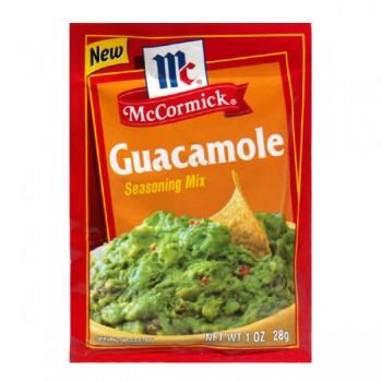McCormick Seasoning Mix Guacamole