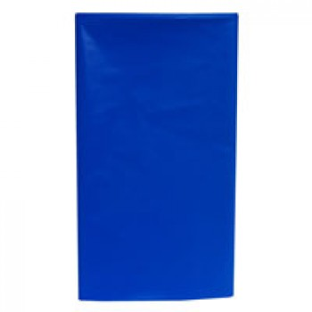 UltraWare Tablecover Plastic Royal Blue 54 X 108 Inch