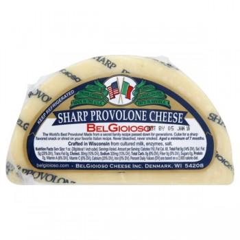 BelGioioso Cheese Provolone Sharp Wedge