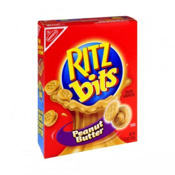 Nabisco Ritz Bits Sandwiches with Peanut Butter