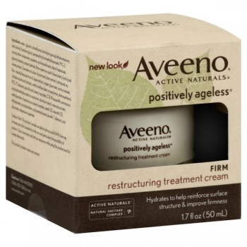 Aveeno Positively Ageless Lifting & Firming Cream