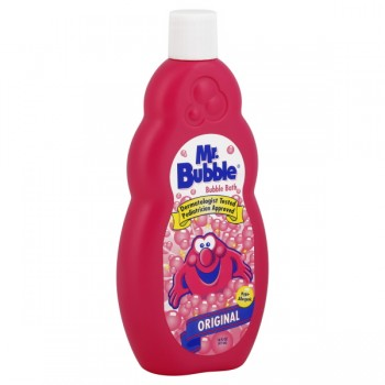 Mr. Bubble Liquid Bubble Bath