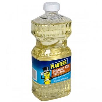 Planters Peanut Oil 100% Pure