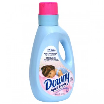 Downy Liquid Fabric Softener Non-Concentrated April Fresh