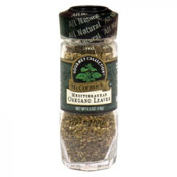 McCormick Gourmet Collection Oregano Leaves Mediterranean