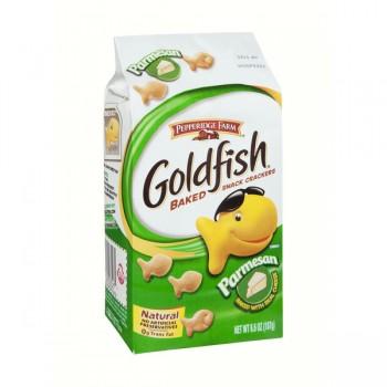 Pepperidge Farm Goldfish Crackers Parmesan