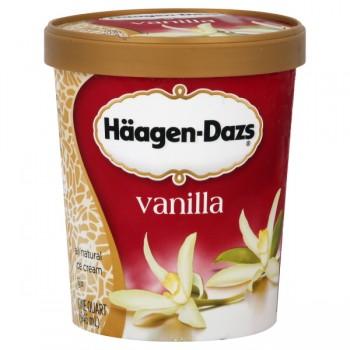 Haagen-Dazs Ice Cream Vanilla