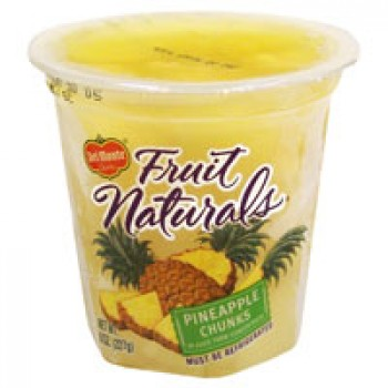 Del Monte Fruit Naturals Pineapple Chunks