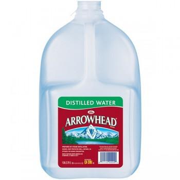 Arrowhead Water Distilled - 1 gallon
