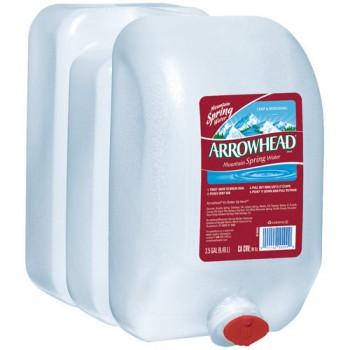 Arrowhead Mountain Spring Water - 2.5 gallon