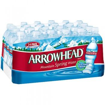 Arrowhead Mountain Spring Water - 24pk