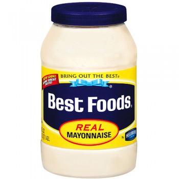 Best Foods/Hellmann's Mayonnaise Real