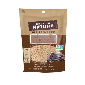 Back To Nature Granola Gluten-Free Chocolate Delight