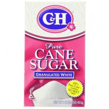 C&H Sugar Granulated - 1lb