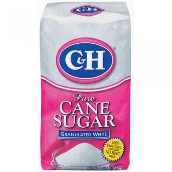 C&H Sugar Granulated - 4lb