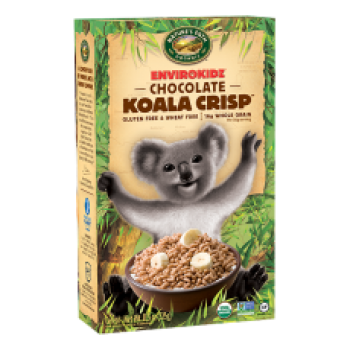 Nature's Path EnviroKidz Cereal Koala Cocoa Crisp Organic
