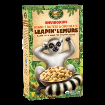Nature's Path EnviroKidz Cereal Leapin' Lemurs® Organic
