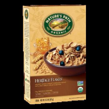 Nature's Path Cereal Multigrain Heritage Flakes Organic