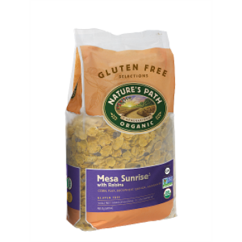 Nature's Path Cereal Mesa Sunrise® Flakes with Raisins Organic