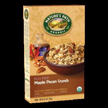 Nature's Path Flax Plus® Maple Pecan Crunch Organic