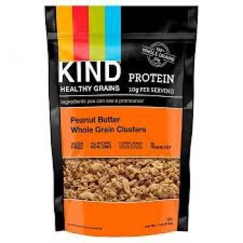 KIND Heathy Grains Peanut Butter Whole Grain Clusters