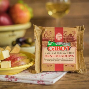 Cabot Vermont Cheese Orne Meadows