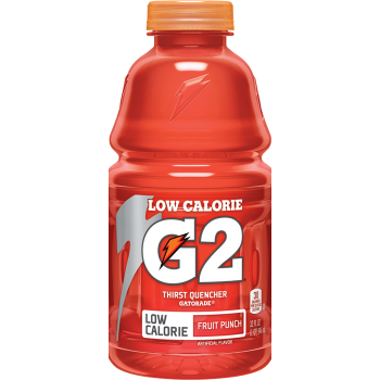 Gatorade G2 Thirst Quencher Low Calorie Fruit Punch - 32 oz