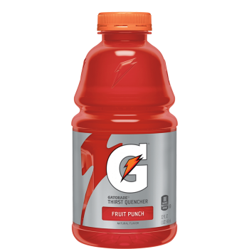 Gatorade Thirst Quencher Fruit Punch - 32 oz
