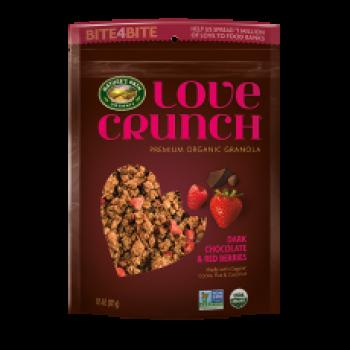 Nature's Path Granola Love Crunch® Dark Chocolate & Red Berries Organic