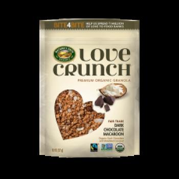 Nature's Path Granola Love Crunch® Dark Chocolate Macaroon