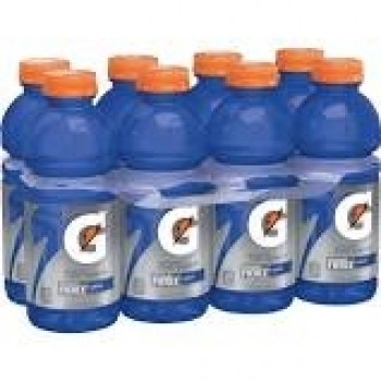 Gatorade Thirst Quencher Fierce Grape - 8 pk