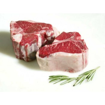 Lamb Chops Loin 1 Inch - 2 ct